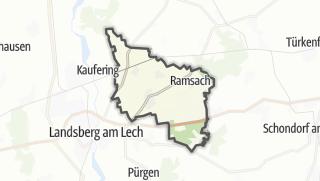 Mapa / Penzing