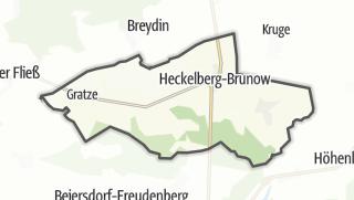 Cartina / Heckel-Brunow