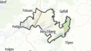 Mapa / Hirschberg