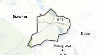 מפה / Trana