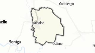 מפה / Pralboino
