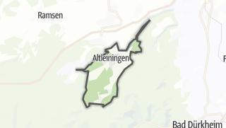 Mapa / Altleiningen