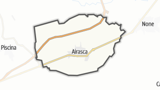 מפה / Airasca