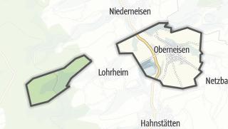 Cartina / Oberneisen
