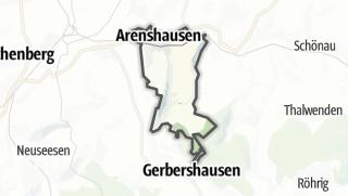 Map / Arenshausen