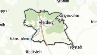 Carte / Allersberg