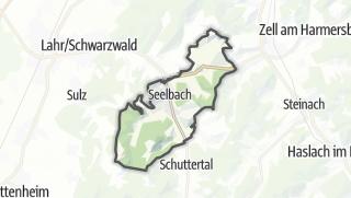 Karte / Seelbach