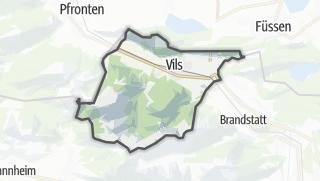 Karte / Vils