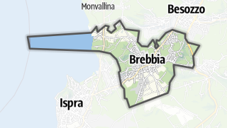 Mapa / Brebbia