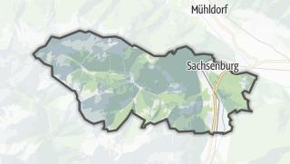 Karte / Sachsenburg