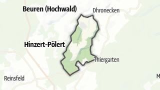 Karte / Geisfeld