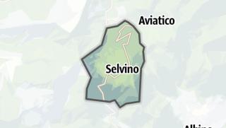 Hartă / Selvino
