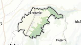 Map / Hohenweiler