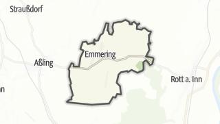 Cartina / Emmering
