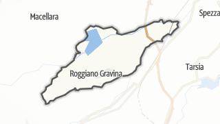 Térkép / Roggiano Gravina