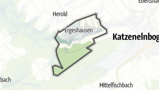 Cartina / Ergeshausen