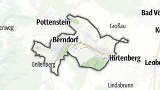 Mapa / Berndorf