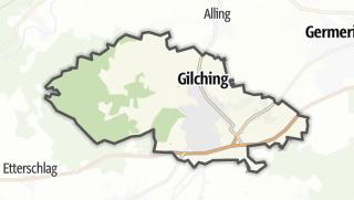 מפה / Gilching