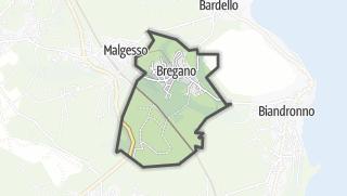Mapa / Bregano