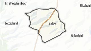 Karte / Udler