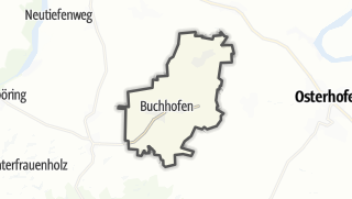 Carte / Buchhofen
