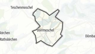 Cartina / Dörrmoschel