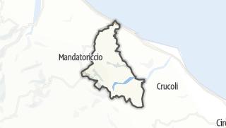 Térkép / Scala Coeli