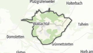 Cartina / Waldachtal