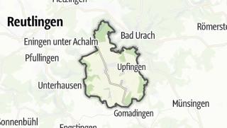 Karte / Sankt Johann
