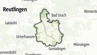 地图 / Sankt Johann