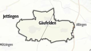 Mapa / Gäufelden