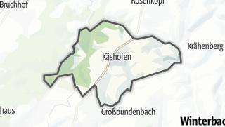 Karte / Käshofen