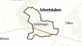 地图 / Fuhlenhagen