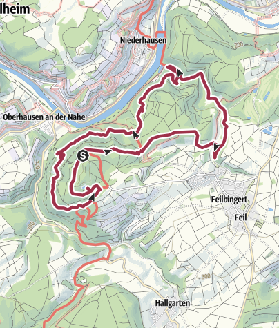 Karte / Projekt: Vitaltour Geheimnisvoller Lemberg!