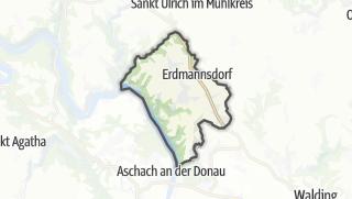 地图 / Sankt Martin im Mühlkreis