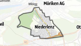 מפה / Niederlenz