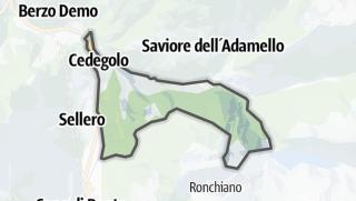 Karte / Cedegolo