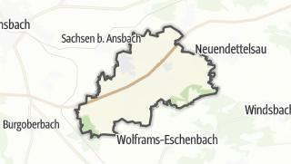 Map / Lichtenau