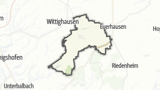Mapa / Bütthard