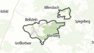 地图 / Oberstenfeld
