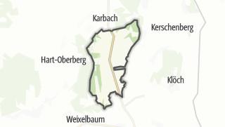 地图 / Hof bei Straden