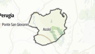 Carte / Assisi