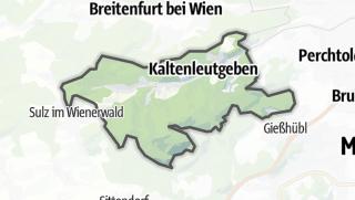 מפה / Kaltenleutgeben
