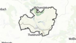 Cartina / Egloffstein