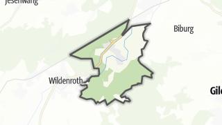 地图 / Schöngeising