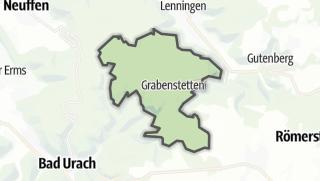 地图 / Grabenstetten