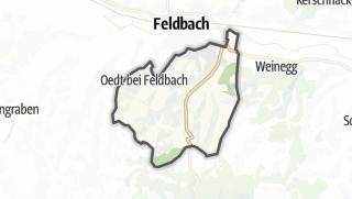 מפה / Mühldorf bei Feldbach