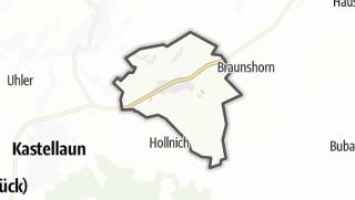 Karte / Gödenroth