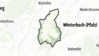 Karte / Großbundenbach