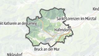 Mapa / Kapfenberg
